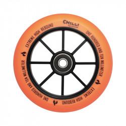 Roue Orange 110 mm pour...