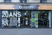 Nomade Shop
